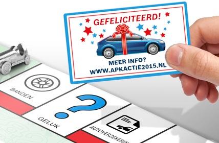 APK Actie Win Een Auto