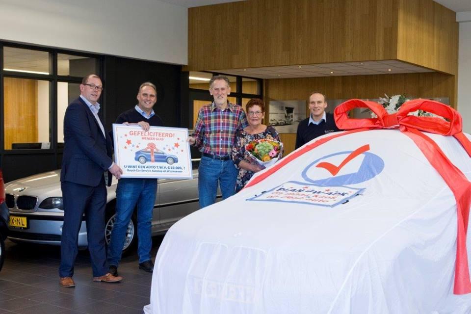 Winnaar Bosch Car Service Plan Uw Apk