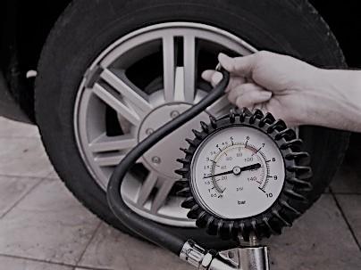 Bandenspanning autobedrijf de goorn